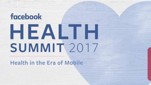 Facebook's invite-only health summit
