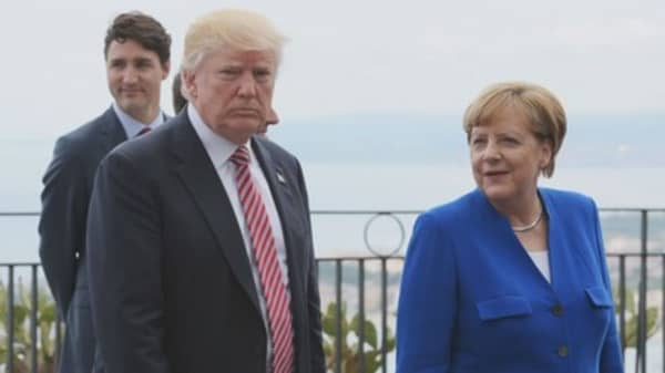 Trump may be doing serious damage to the United State's trade relationship with Germany