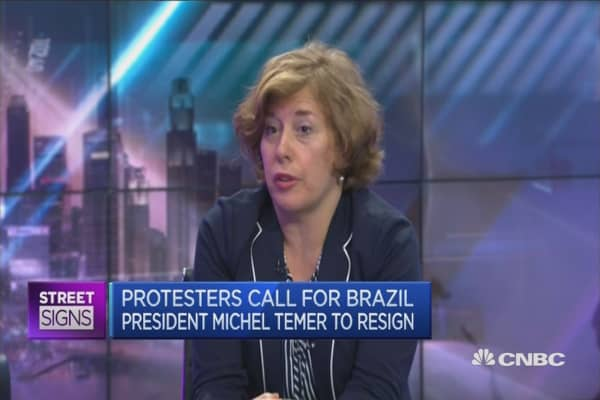 Where are economic reforms in Brazil going?