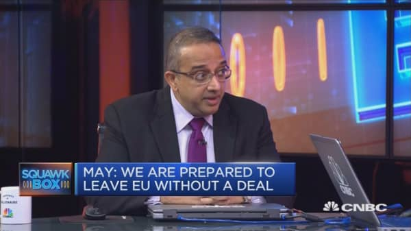 UK's Brexit negotiation with the EU has a tough road ahead