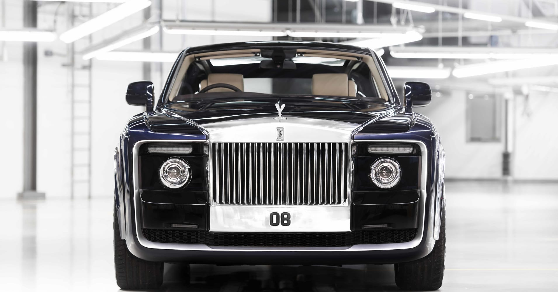 A look at the most expensive new Rolls-Royce