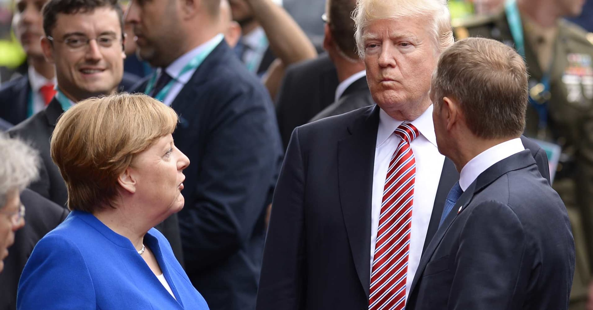 Investor confidence and America's status as the world's economic leader are at risk under Trump