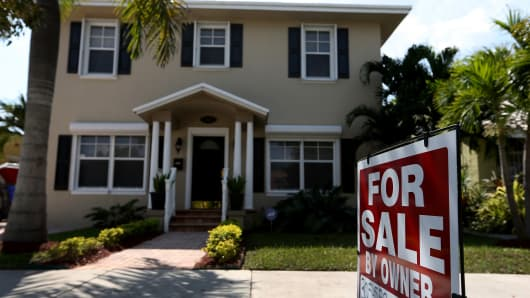 United States house price growth slows in May - S&P/Case-Shiller