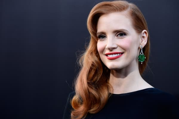 "Jessica Chastain plays a scientist in the movie ""Interstellar."""