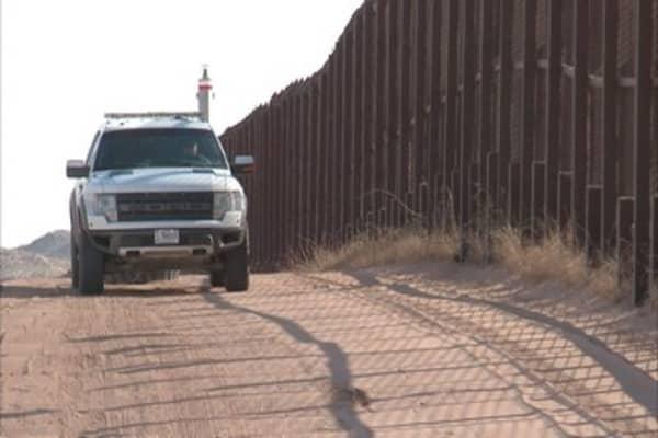Donald Trump's border wall: A progress report