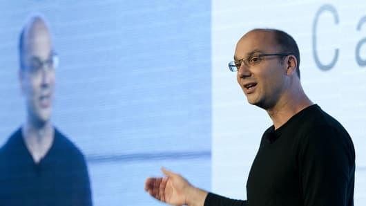 Premium EA: Andy Rubin Google