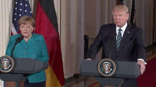 Why Vladimir Putin's Russia likes seeing a damaged German-American alliance