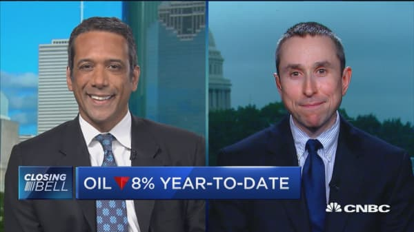 Oil has a good chance of getting into the 60s if not higher before the year is out: Analyst