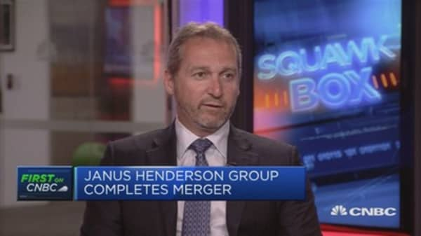 Asset management industry is very strong: Co-CEO