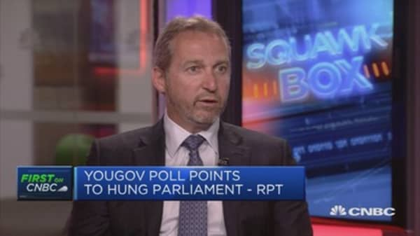 Will find a way to navigate Brexit environment: Co-CEO