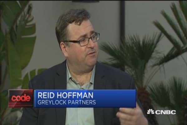 Reid Hoffman: Trump administration is worse than feared