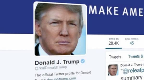 'Covfefe': Donald Trump invents new word that conquers Twitter