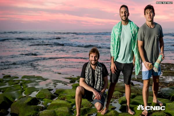 How 3 guys went from call center cubicles to Shark Tank and $7 million in annual sales in just 3 years