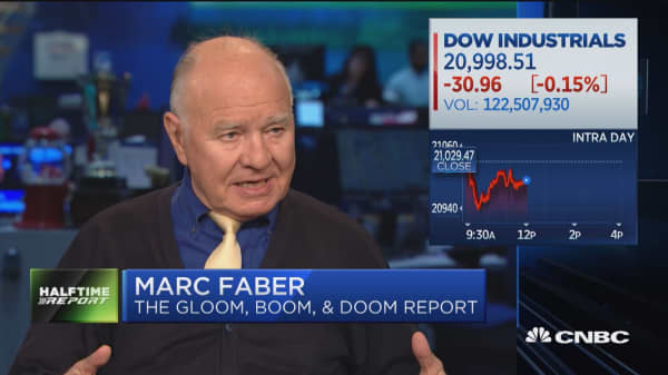 Faber: I would rather invest in Europe than US