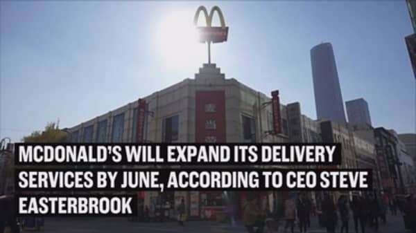 Mcdonald Plans To Add More Delivery Services By June