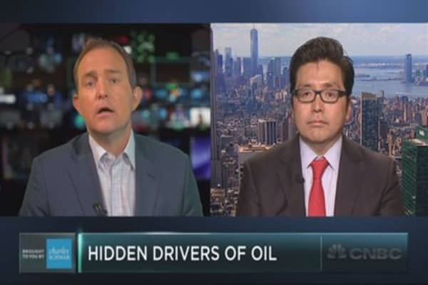 Tom Lee on oil's hidden drivers