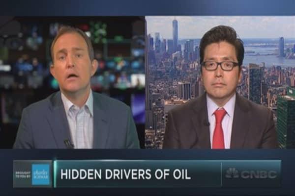 Tom Lee on oil's hidden drivers