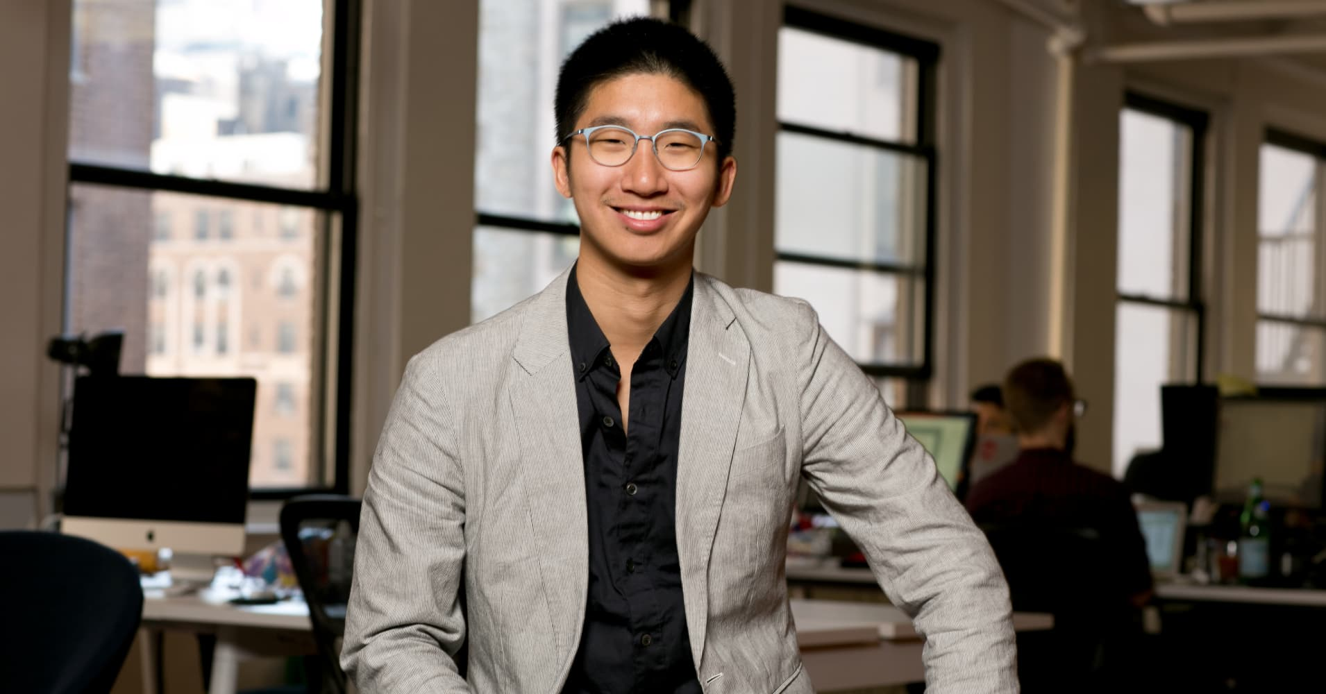 Brian Wong, founder and CEO of Kiip