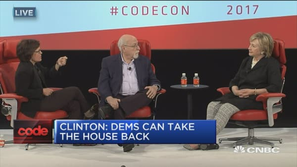 Clinton: Local TV is still incredibly powerful