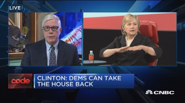 Clinton has a lot of anger at Comey: Hewitt