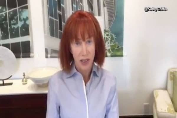 Kathy Griffin loses CNN deal after photos with fake severed Trump head