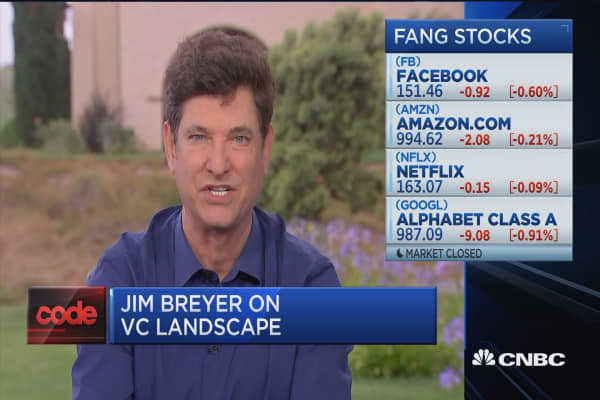 Breyer CEO: A.I. is foundational, not a fad