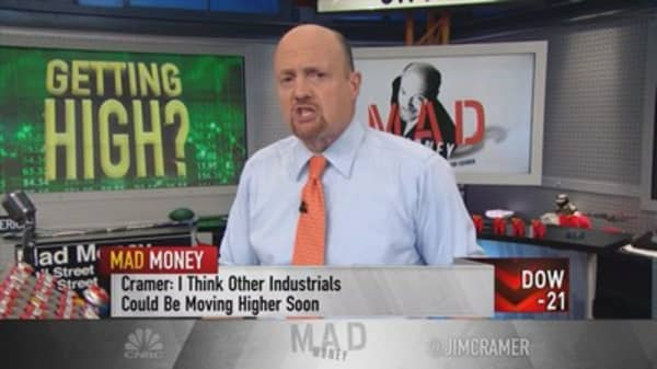 Cramer takes to the new high list to prove the rally is wider than it seems