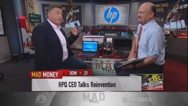 HP Inc CEO says an intern helped spur 'the birth of a new category' in printing