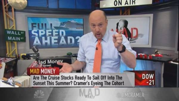 Cramer revisits this red-hot sector to see if it can cruise higher