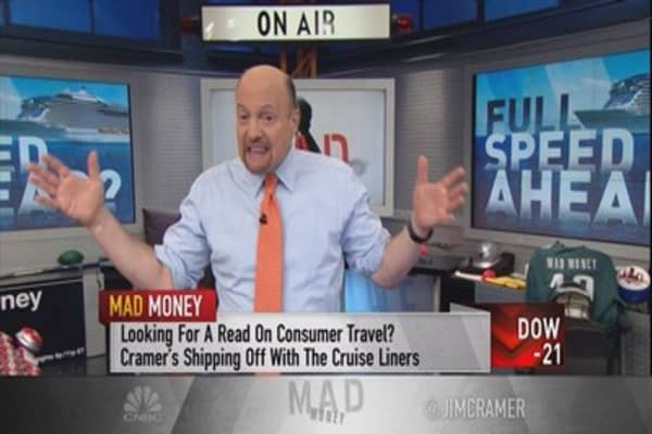 Cramer: This red-hot sector may cruise higher