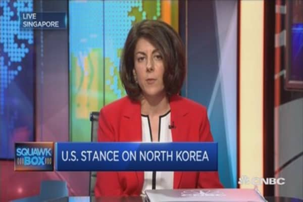 Could an aggressive North Korea bring US and China on the same page?