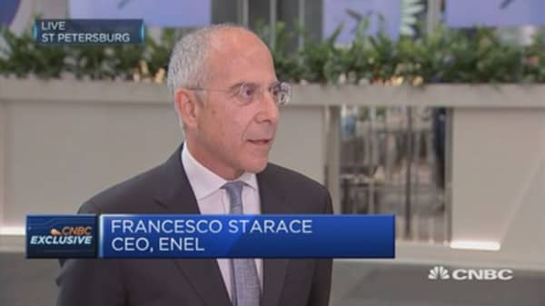 Disappointed if Trump pulls out of Paris agreement: Enel CEO