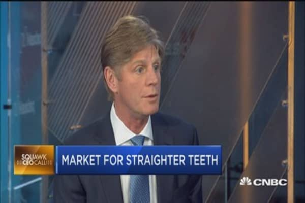 Align CEO: Innovation in oral health