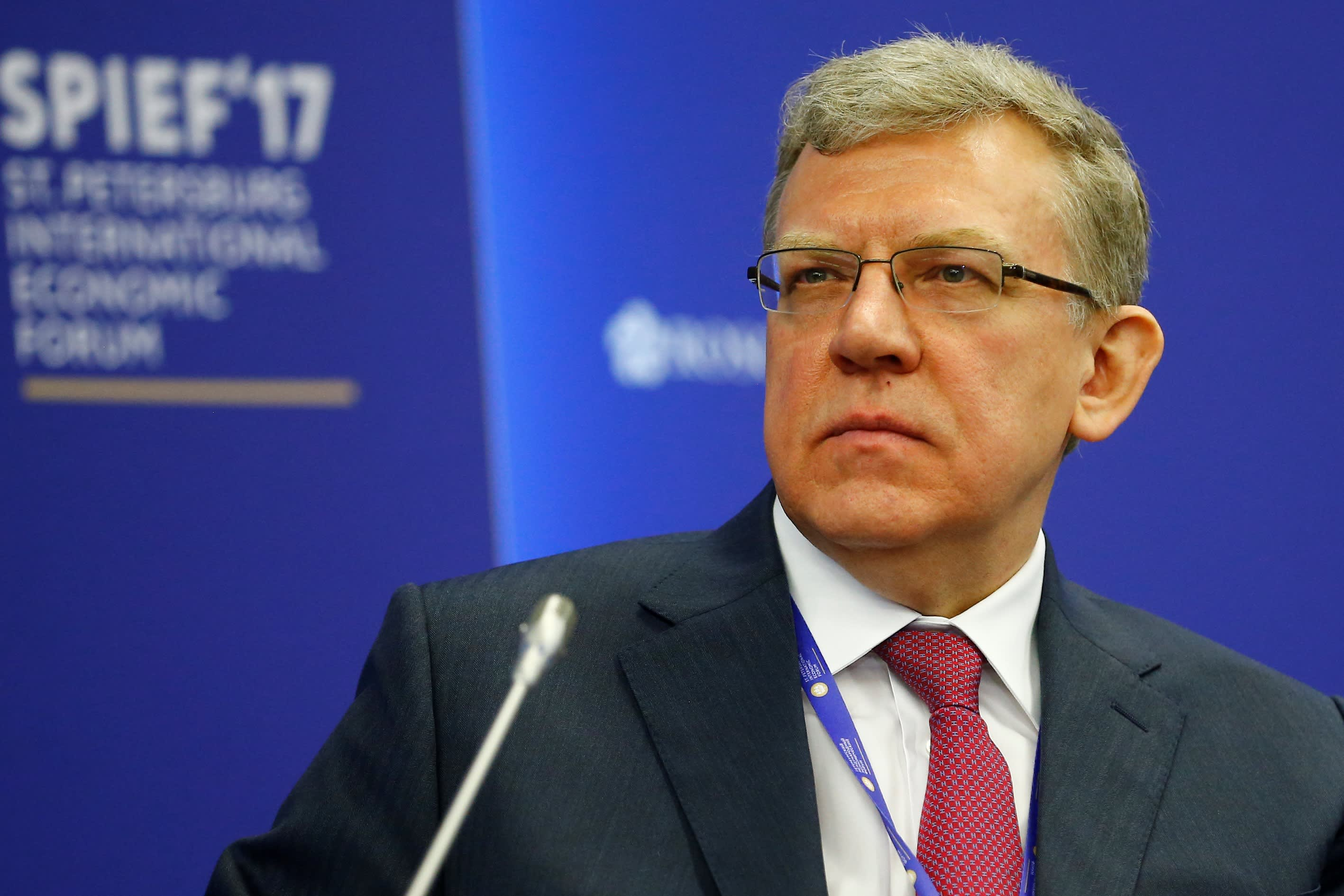 Kudrin does not want to participate in the early presidential elections proposed by him 19.06.2015 86