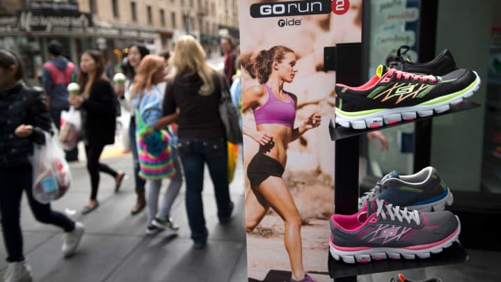 Skechers Drops More Than 60 Percent After Earnings Magnificent Skx Stock Quote