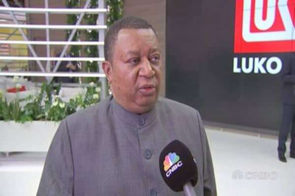 Russia, Saudi cooperation was a turning point for oil: Barkindo