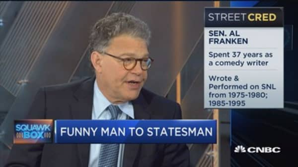 Sen. Franken: House heath care plan is 'terrible'