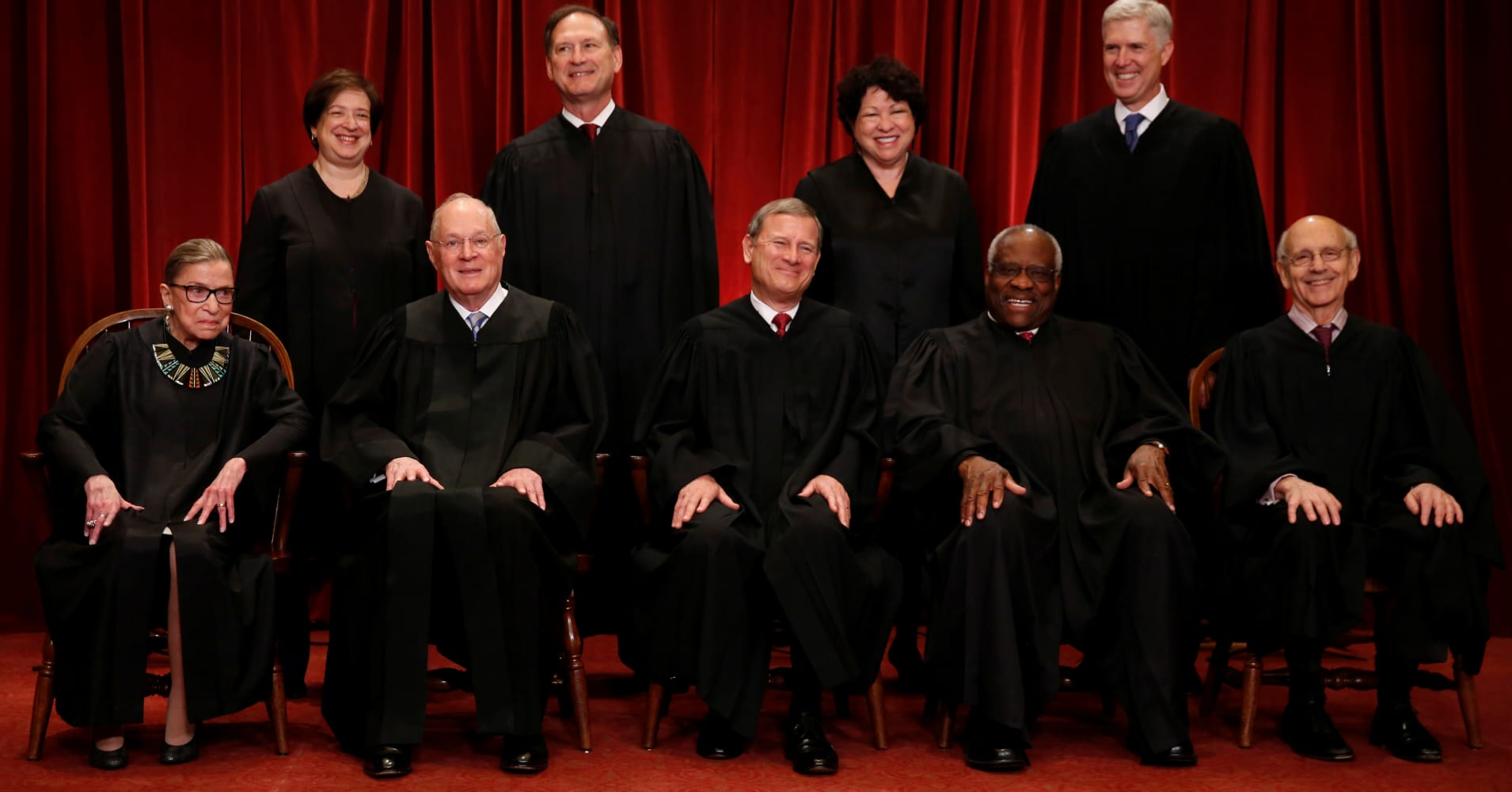 Supreme Court to rule on final cases, including travel ban, as talk about Kennedy retirement swirls