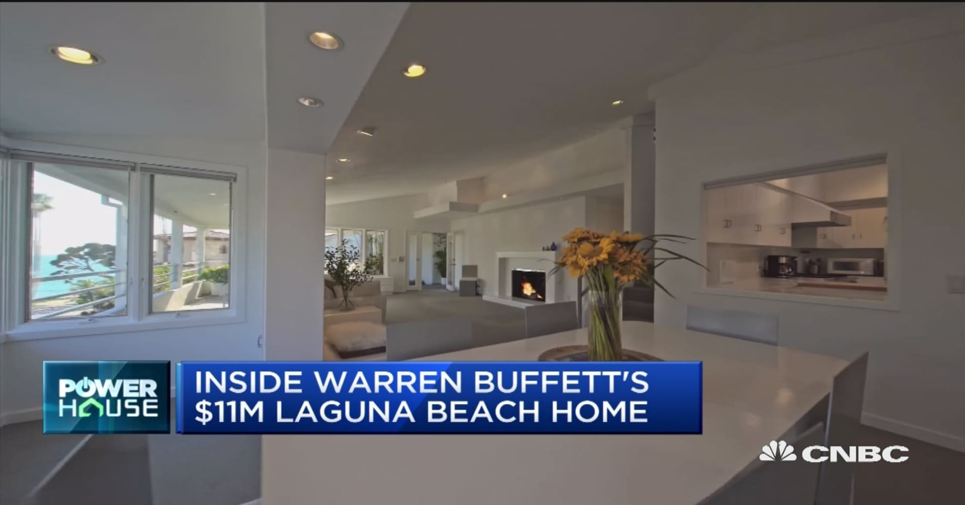 Inside Warren Buffett S 11m Laguna Beach House