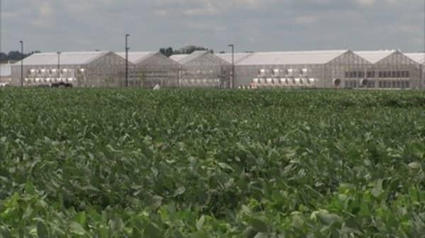 Trump budget proposal has many US farmers reeling