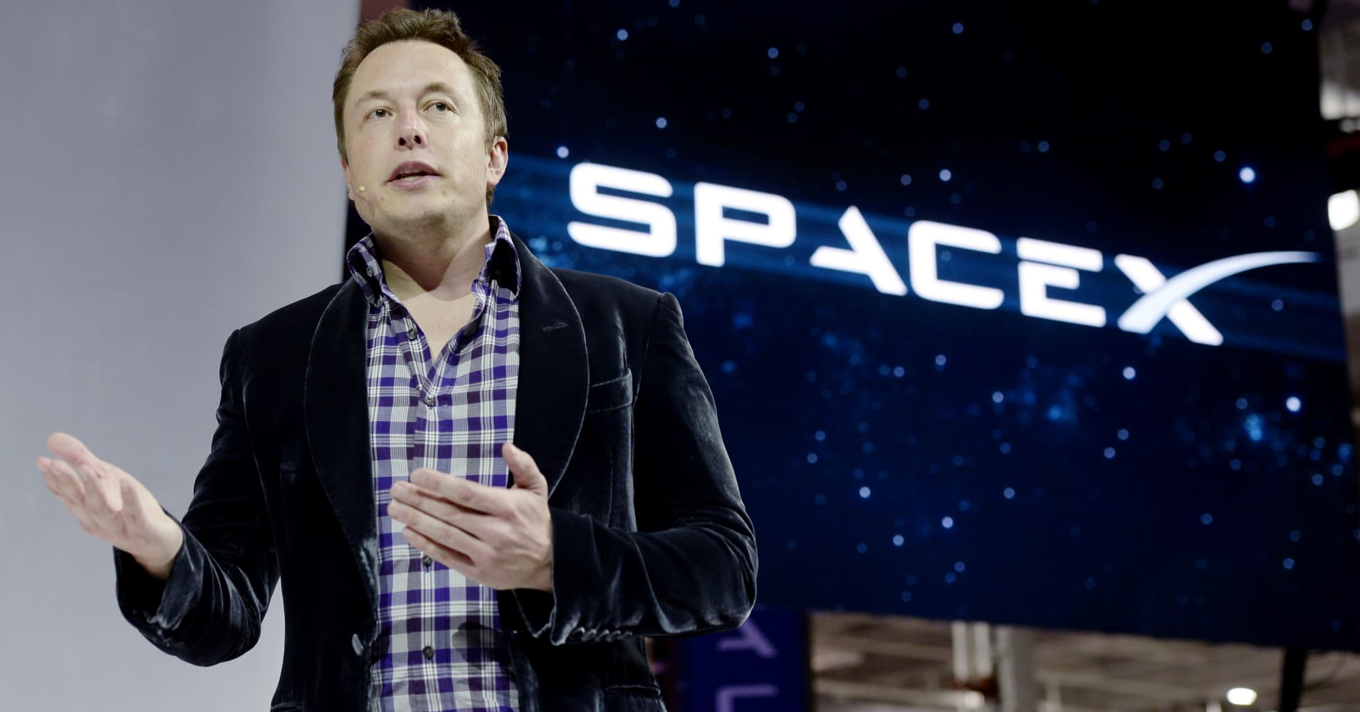Image result for image of elon musk spaceX