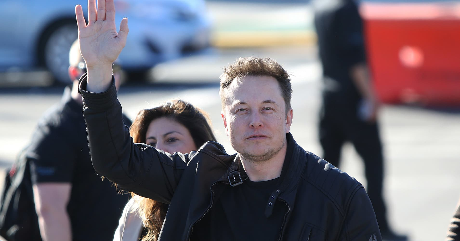 Tesla CEO Elon Musk Admits Electric Automaker Has Problems With Production