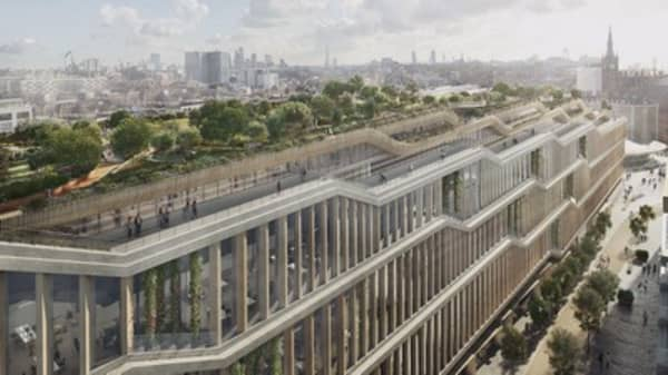 Google's HQ in London is getting a brand new $1B upgrade