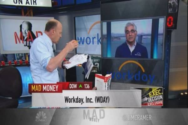 Workday CEO reveals how his cloud company is taking share from SAP and Oracle