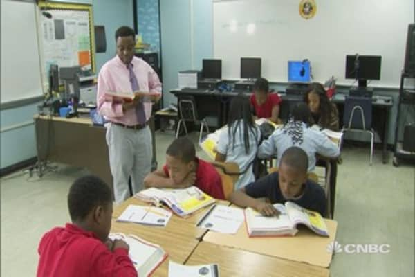 An Increasing Teacher Shortage