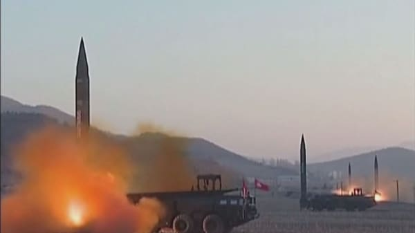 US sanctions more, including Russians, over North Korea arms