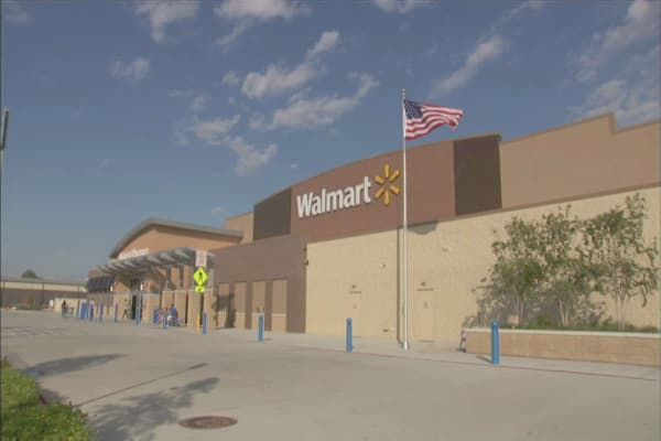 Walmart is accused of punishing workers for sick days