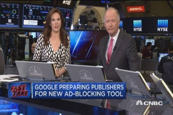 Google preparing publishers for new ad-blocking tool