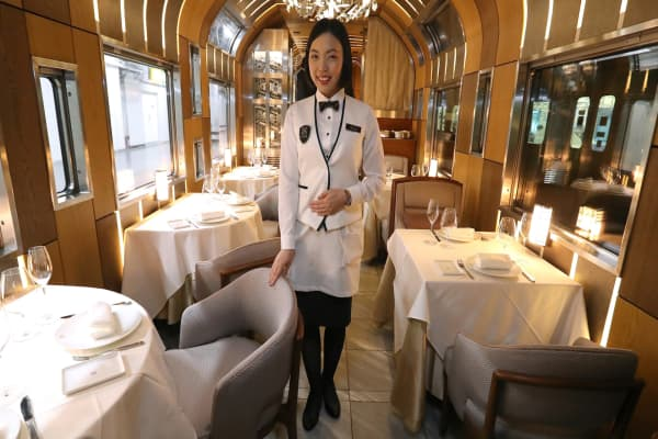 This $12,000 rail ticket will take you through Japan in luxury