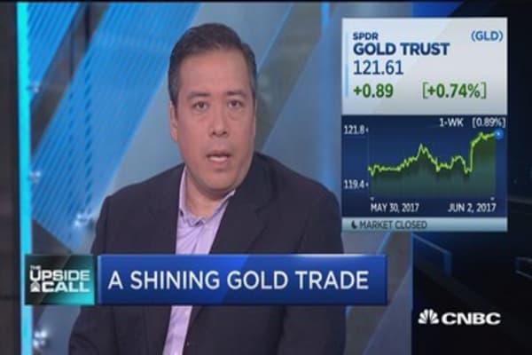 A shining gold trade